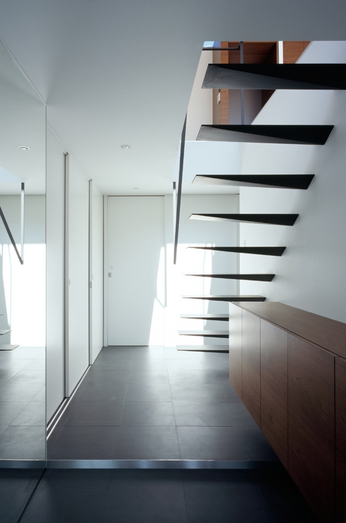 Floating Stairs 02