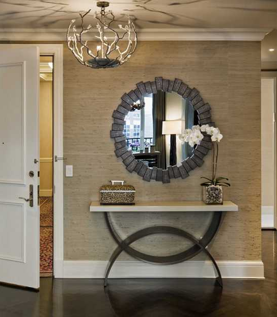 Adding mirrors can be your secret super power. image: lush home