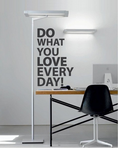 Do what you love EVERYDAY! photo: mindfulnessangermanagement.com
